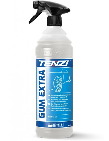 GUM EXTRA Kunststoff- Gummi-
