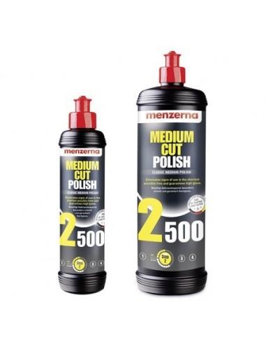 Medium Cut Polish 2500 Menzerna