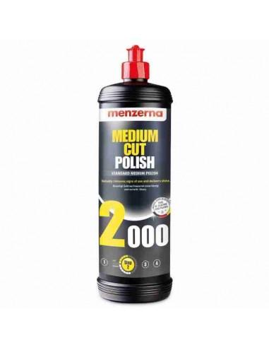 Menzerna Autopolitur Medium Cut Politur 2000, 1 Liter