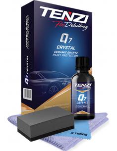 TENZI - Q7 CRYSTAL Ceramic Quartz Coating (Lack Versiegelung) 50ml