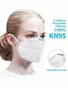 Mundschutz FFP2 Infektionsschutz KN95  * CE zertifiziert Atemschutz Schutz Maske