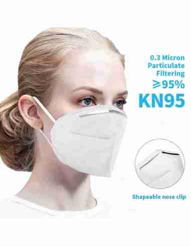 Mundschutz FFP2 Infektionsschutz KN95...