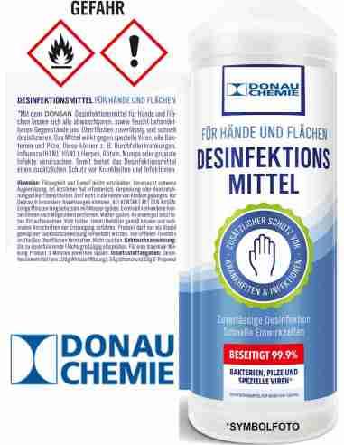 Donsan Desninfektion