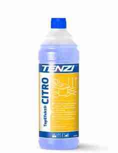 Boden und Möbelreiniger Hochglanzoberflächen Zitronenduft TENZI TopEfekt Citro Konzentrat 1L - 10L