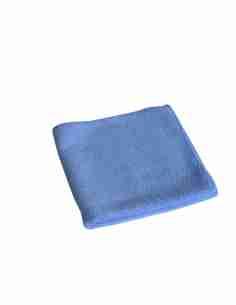Mikrofasertuch Extra (fine) für Innen / Außen Reinigung Blau 40x40cm