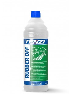 Bodenbelagreiniger Gummi und Schuhspuren Entferner Tenzi RUBBER OFF 1L-10L