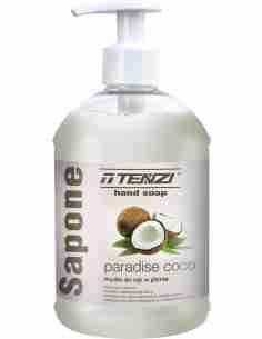 Flüssigseife für Hände und Körper - Tenzi Sapone Paradise Coco 500ml